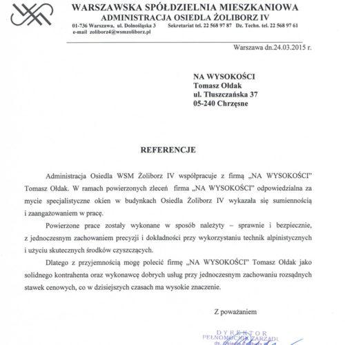 WSM Żoliborz IV